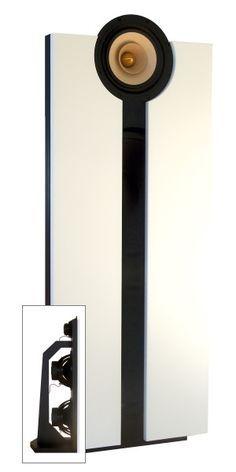 A Look at the American Audio Radius 1000 - SweetMusicMaker Audiophile Speakers, Speaker Amplifier, Hifi Audio, Audio Speakers, Open Baffle Speakers, High End Speakers, Acoustic Room Treatment, Sound Room, Speaker Box Design