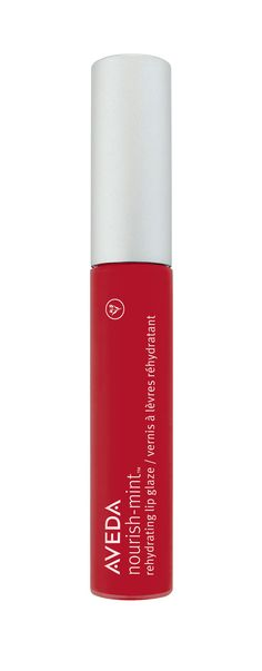 Be bright in vibrant shades of #AvedaMakeup. Our Lip Glaze in Fire Poppy is a good place to start.