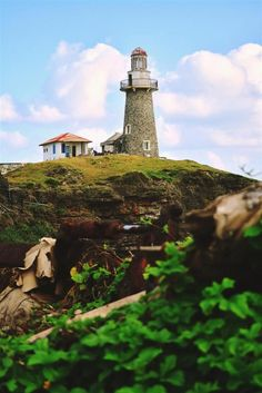 ledsetgo: Darating ang araw na susulat ako tungkol sa. Places Around The World, Around The Worlds, Batanes, Tower Light, Harbor Lights, Lighthouse Art, Philippines Travel, Water Tower, Wonderful Places