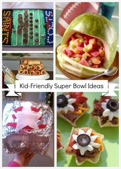 Because kids should have some fun too during Superbowl!
