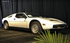 Alessandro DeTomaso, with assistance from the Italian Government, purchased the Maserati Automobile Company from Citroen in This purchase made the Ma. Fancy Cars, Cool Cars, Maserati Merak, Automobile Companies, Rolls Royce Cars, Best Muscle Cars, Car Show, Cars Motorcycles, Luxury Cars