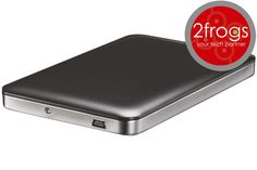 External Hard Disk Case BURN OUT 2.5 inch SATA - black - See more at: http://shop.2frogs.gr