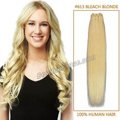 7A Straight Malaysian Remy Hair Weaving in #613 Bleach Blonde100g/pc 14-32 inch Non-Tangle Non-shedding Highlight Blonde Hair #blonde #blondehair #hairweave #hairweft #straighthair #remyhair #hairweaving #fashion #beauty #hairstyle
