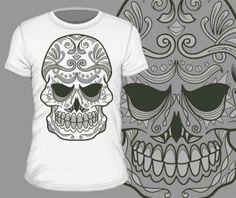 t-shirt design in vector