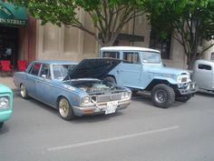 1971 Toyota Crown
