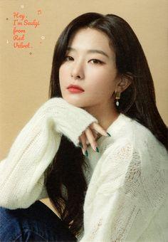Red Velvet Seulgi, Red Velvet Irene, Seulgi Photoshoot, Red Velvet Photoshoot, Red Valvet, Peek A Boo, Pretty Makeup Looks, Pretty Asian, Girl Short Hair