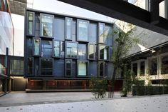 Ampliación Facultad de Arquitectura, Arte y Diseño UDP / Ricardo Abuauad