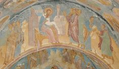 Dionisius, Teaching of St. Basil the Great, The Virgin Nativity Cathedral, Ferapontov Monastery