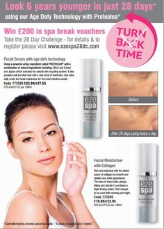 New Pro Youth Serum - Anyone want to take the 28 day challenge with me? Spa Breaks, 28 Day Challenge, Facial Serum, I Care, Moisturiser, Active Ingredient, 6 Years, Challenges, Face