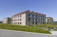 Care home with daycare and service facilities, Wingene, Belgium