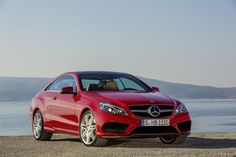Mercedes-Benz: New E-Class Coupé - Mercedes-Benz E 500 Coupé with #AMG Sport Package [Fuel consumption combined: 8,9 (l/100 km) CO2 emission combined: 209 g/km] #mbhess #mbcars #mbeclass