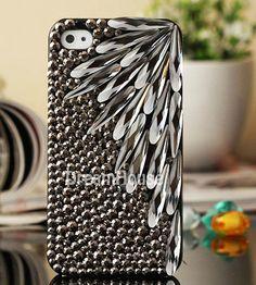 bling iphone case bling iphone 4/4s case iphone by DreamHouse1314, $16.99
