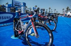 For draft-legal triathlon races, one has to be able to absolutely master bike control at breakneck speed. This principle comes first and foremost for those triathletes who do not come from a cycling background. Joining road races will be a good idea to build on the handling skills.