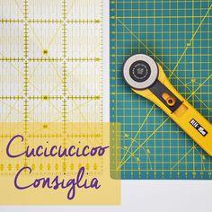 Cerchi consigli su attrezzatura per cucire meglio? Ecco le macchine, accessori, stoffe e libri migliori per avere i risultati migliori! www.cucicucicoo.com