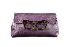 Lucy Purple #bag #clutch #eyeglasses #sunglasses