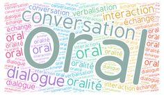 Qu'est-ce que l'oral en didactique des langues.