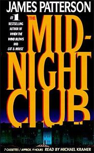 """The Midnight Club by James Patterson is a highly enjoyable book. Patterson himself wrote: """" The Midnight Club is the novel I wrote just. I Love Books, Good Books, Books To Read, My Books, James Patterson, Midnight Club, Quick Reads, Thriller Books, Mystery Books"""