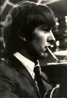George Harrison. ugh can you not