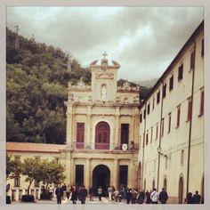 Santo Francesco di Paola, Church Cosenza, Calabria ❤Italia- My trip to Italy✨