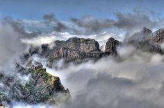 Pico do Arieiro, Madeira #Madeira #Portugal #Travel