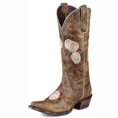 Ariat Corazon Boots!