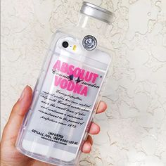 ✨BACK IN STOCK Absolut Vodka iPhone 6 Plus Case✨ ✨BRAND NEW✨ PINK Absolut Vodka iPhone 6 PLUS Case ▪️Silicone ▪️Give your phone some personality & make a statement with this piece   ▪️For any questions, please don't hesitate to ask☺️ ▪️Active Posher ▪️For more adorable phone cases, be sure to check out the rest of my closet✨ ▪️OH! And did I mention any ✌️ bundle items are 10% off? ☺️ Accessories Phone Cases