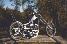 Sportster Chopper, Hd Sportster, Custom Sportster, Bobber Chopper, Custom Harleys, Harley Davidson Photos, Harley Davidson Museum, Harley Davidson Bikes, Iron 883
