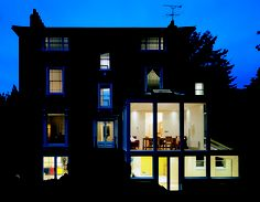 Rear #extensions   Private House   London SW15