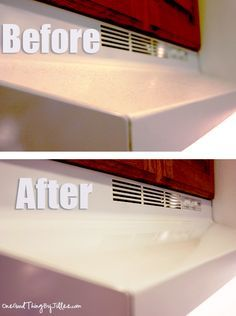A new way to clean your greasy stove WITHOUT resorting to using potentially harmful chemicals.