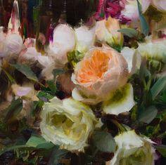 Painting Still Life, Still Life Art, Daffodil Flower, Flower Art, Cactus Flower, Daniel Keys, Still Life Flowers, Macro Flower, Keys Art