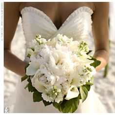 Tracee & Colby in Rosemary Beach – Bridal Bouquet