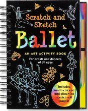 Ballet Scratch And Sketch $14.99