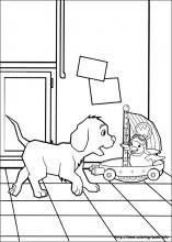 Wonder Pets coloring pages on Coloring Bookinfo Kolorowanki