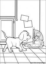 Wonder Pets coloring pages on Coloring Bookinfo Kolorowanki