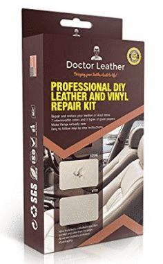 Top 10 Best Leather Repair Kits For Couches In 2018 Reviews September