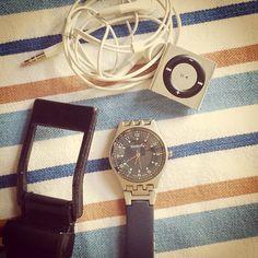 #KASPARI #carbonfiber #buckle #belt #ipod #shuffle #swatch #watch #photoshoot