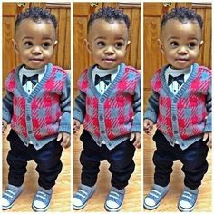 XOXO look at this baby! Little Boy Fashion, Baby Boy Fashion, Toddler Fashion, Kids Fashion, Cute Outfits For Kids, Baby Boy Outfits, Cute Kids, Cute Babies, Baby Boy Swag