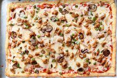 Low Carb Supreme Pizza | Low Carb Maven