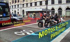 """Implementación de """"Bicibox"""" en cruces de São Paulo permite reducir los atropellos en un 28%"""