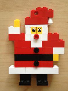 Lego kerstman, deel van mijn verzameling