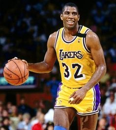 Magic Johnson is one of the greatest basketball players of all time
