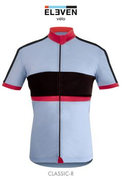 60deaa655 The Classic-R Merino wool cycling jersey  a nod to the classic style of
