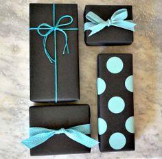 Black Kraft Paper Giftwrap Ideas ...get discount code
