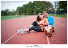 running engagement pic :D