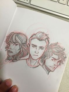 Jason Grace, Leo Valdez, and Piper McLean - That is literally the perfect representation of how I imagined Jason.