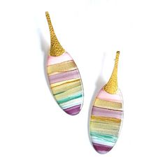 Resin Art Earrings Mixed Media Techniques, Resin Art, Original Artwork, Miniatures, Pendants, Christmas Ornaments, Beads, Create, Holiday Decor
