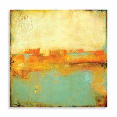 The Bay of Noon Wall Art - BedBathandBeyond.com