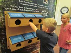 Image result for nature center exhibits