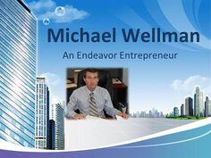 Michael Wellman Jr. Entrepreneur in the construction and technology industry. http://goo.gl/q4arRo