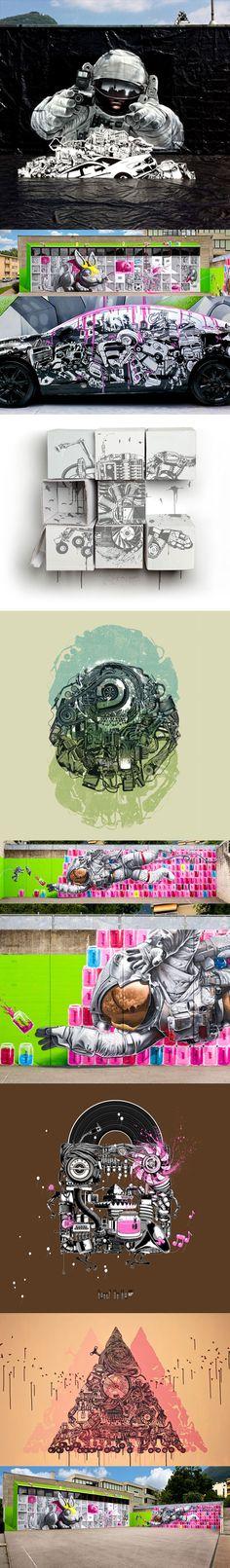 Artes Abstratas